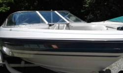 1994 Bayliner 2250 Capri Open Bow This is a great boat nothing at all is wrong with this boat Blue and White exterior Blue and White interior 220hp engine Mercruiser engine GPS Swim ladder Fresh water Swimplatform Very well maintained Located in