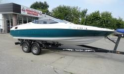 1991 Bayliner 2250 Capri BR 1991 Mercruiser 5.7L V8 2004 Yacht Club tandem roller trailer -skis, ropes, and life jackets included. Runs good, all systems in good working condition Beam: 8 ft. 0 in. Stock number: Diehl