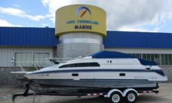 1991 Bayliner 2655 Ciera ? MerCruiser 5.7 250HP ? Stainless Steel 3-Blade Prop ? Boat Starts & Shifts But Needs A Little Work ? Selling AS-IS Beam: 8 ft. 0 in. Stock number: BCRU11SB