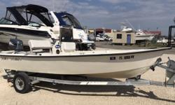 1991 Key West 1801 CC, On The Florida / Alabama Gulf Coast We Make Boating Fun!!1991 Key West 1801 CC w/ a 90Hp Yamaha 2 stroke2 Newer rear seats thrown in to replace the old ones Trailer includedHarbor View Marine is happy to offer this perfect little