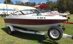 Located in Crystal River store Nominal Length: 17' Engine(s): Fuel Type: Other Engine Type: Stern Drive - I/O Stock number: FL3078PL