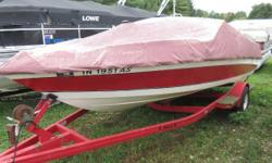 Price includes a Mercruiser V-6 IO, Eagle trailer and cover. Sale Price $4,999.00 Nominal Length: 19.2' Length Overall: 19.2' Beam: 7 ft. 10 in.