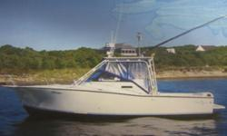 This boat has new raw water pumps, enclosure, Taco Outriggers, Stereo, Trim Tabs, Steering, Electric Down-rigger, Interior cushions, risers, mufflers, VHF, GPS, and Radar. Please bring all reasonable offers. Please submit any and ALL offers - your offer