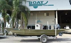 """1992 Alumaweld 17' Rebuilt 1992 Yamaha 90 hp 2015 Magic Tilt galvanized trailer ONLY $6995 This boat features: ? rebuilt powerhead and lower unit two hours ago ? 2015 trailer for years of trouble free fishing ? 66"""" fan tail casting platform ? all welded"""