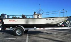 1992 Boston Whaler 17 Montauk Center Console w/ NEW Yamaha 70 HP 4-Stroke - ZERO HOURS & FULL WARRANTY w/ 2012 Venture Trailer Reduced $2,000 on 2/18/16 for our Winter Boat Show Sales Event - Don't miss out on this Restored 1992 Boston Whaler 17 Montauk