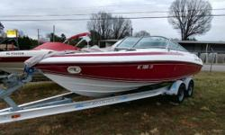 1992 Cobalt Bow Rider 222 AWESOME RIDING BOAT NEW BIMINI, FULL COVER, ALL NEW UPOHLSTERY Hin: FGE22073K192 Stock number: B5648