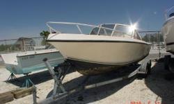 1992 215 MAKO with 225 Yamaha Engine & Trailer Nominal Length: 21' Engine(s): Fuel Type: Other Engine Type: Outboard