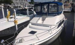 Location: NEW BUFFALO, MI, US REDUCED AGAIN!! THIS BOAT IS PRICED WELL BELOW MARKET! IF YOU WANT ONE OF THE BEST VALUED 35 EXPRESS BRIDGE BOATS IN ITS CLASS,THIS IS IT! THIS BOAT IS PRICED FOR A QUICK FALL SALE! OWNERS HAVE NO TIME TO USEIT. SHE IS