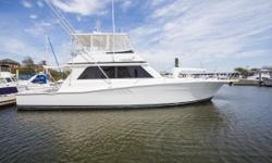 1992 Viking Sportfish Convertible Newer carpet,New Blinds,New Floors,New Tint On The Windows,New Stereo. Bottom Job Less Than 4 Months Ago I have An Insurance Survey done 4 Months Ago Spare Set Of Props Lots Of Up grades Owner Says sell this boat This