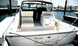 - Norcold refridgeratornew in 07/08 - Below decks fabrics new in 07/08 - New cockpit bolster added in 06/08 - New ~gelcoat on radar arch and external windshield framework in 07/07 - New Garmin GPS 2110 installed in 06/07 - New Furano