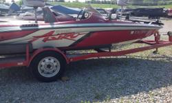 INCLUDES A MOTOR GUIDE BRUTE 12/24 45LB TROLLING MOTOR, HUMMINGBIRD 100 SX ON THE CONSOLE, AND AN EAGLE FISH EASY ON THE BOW!!!! Nominal Length: 17' Length Overall: 17' Beam: 7 ft. 0 in.