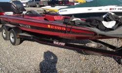 INCLUDES MOTORGUIDE X3 65' THRUST 24 VOLT TROLLING MOTOR, HOT FOOT, AND TOGGLE TRIM!!! Nominal Length: 20'