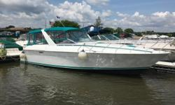 1993 Mainship Motor Yachts 36 Express Details- Well maintained Powered by twin 454xl crusader engines Valvet drive transmissions Boat has new upholstery on spacious back deck with plenty of seating Equipped with a Kohler 6.5 kw generator 100 gallons of