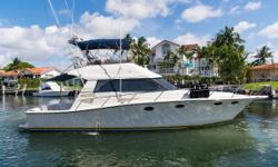 This vessel is being offered for sale by THE ORIGINAL OWNER for the first time and she is in excellent condition. In 1986, three shipbuilding engineers came together to make dreams. The result was Riostar, built in Brazil and designed by