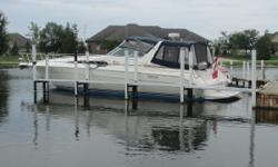 (CURRENT OWNER OF 9-YEARS) OFFERING ALL OF THE MOST SOUGHT AFTER OPTIONS THIS 1993 SEA RAY 440 SUNDANCER HAS BEEN AGGRESSIVELY PRICED FOR SALE -- PLEASE SEE FULL SPECS FOR COMPLETE LISTING DETAILS. Freshwater / Great Lakes boat since new this vessel