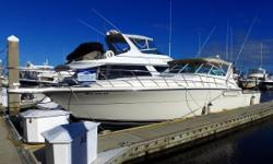 This is only one of a very few 4300 Opens currently on the market. She is impressive, New 7212 Touch Garmin GPS/Chart with Fish Finder, Furuno Radar, Autopilot, Loaded! Stored inside during the Florida Summer, only enjoyed 5 months a year. Simply a Must