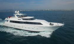 Recently re-fit, Complete interior and exterior re-fit Complete W6 overhaul main engines and transmissions. Two new Phasor 60 kW Generators New sophisticated, modern and inviting interior and exterior including fabrics, carpeting,