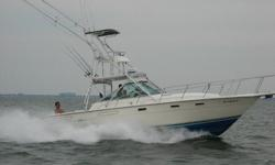 MAJOR PRICE REDUCTION!!!!!! THE OWNER IS MOTIVATED TO SELL SO CALL TODAY AND GET MORE DETAILS!!!!!!!!! The Pursuit 3100 Express is built on the same hull as the original 3100 Tiara. Solid fiberglass hull, and a 16 degree deadrise make this a great