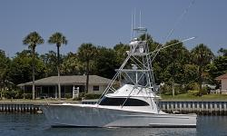 AccommodationsThe profile alone of the world famous Gamefisherman Yachts is stunning. The profile has a look of determination and integrity and another reason why people do not ask you why you buy a Gamefisherman. This boat exemplifies of fishability and