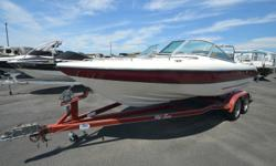 If you're in the market for a sport boat, and you are looking for an affordable price, take a look at this 1994 Allante 215BR. This boat is perfect for anybody interested in water sports such as wakeboarding and waterskiing, but it is also great for those