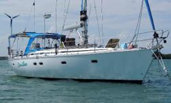 Powerful and Well Equipped German Built Cruiser Be Sure To Watch The Walk Through Video Above!  Price Just Reduced For Quick Sale!  Caribee is a 4 cabin, 2 head version of the fast and powerful Bavaria 44. She has sleek European