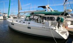A well equipped vessel, this boat has all the features that make a comfortable and fast cruising boat. There are three comfortable cabins, allowing for enough space to accommodate friends or family. This Bruce Farr designed boat has a proven track record,