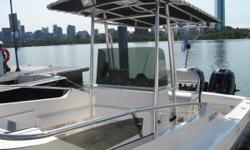Blackfin this is a truly as new as you can get: Kept in fresh water. 2016 Merc 150 4 strokes with less than 20 hours and with extended 5 year warranty 2012 trailer. take a look at photos to see the condition of her... You won't find one any better.
