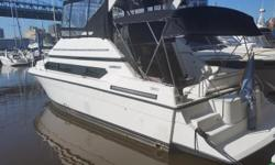 THIS IS A MUST SEE BOAT CALL FOR APPOINTMENT TO GO SEE THIS BOAT, LIVING ON THE WATER IS VERY RELAXING WAY TO SPENT YOUR TIME, OR RETIRE. **** BUY NOW FOR $60,000.00 ******** All New Shifter's / Gauges / Switches / Replaced Dash / Waxing / Detailing / And
