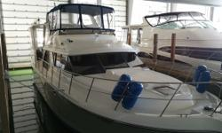 Stored inside year round for the past 3 years, Absolut-ly Relaxin' must be on your short list if you are in the market for a potential live aboard, dock side cottage or spacious Great Lakes explorer. The owner has invested significantly in the vessel and