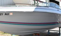 Fantastic condition, well maintained and cared for, this fresh water bowrider is in a class of its own Manufactured byFormula one of the best brands on the market, powered with Mercury 5.7 Bravo V8 there is no wanting for power. Equipped with Bimini