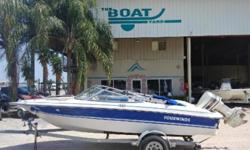 994 Four Winns Freedom 170 Location: Marrero, LA, US 1994 Four Winns Freedom 170 Bow Rider 1994 Johnson 115 Outboard 1994 Four Winns Galvanized Boat Trailer This is a great little bow rider boat with a 115 Johnson Outboard. Most of these types of boats