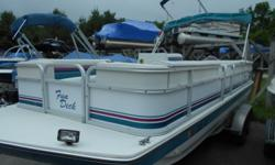 BOAT ONLY, NO TRAILER, 22' WITH 150 MERCURY, MOTOR RUNS GREAT, ALL INSPECTIONS DONE, INTERIOR NOT SO GREAT, BUT HEY! FOR THIS PRICE, DON'T EXPECT A NEW BOAT! FIBERGLASS UNDERCARRIAGE, ALUMINUM SIDE RAILS, SKI TOW BAR, COVERS STILL FUNCTIONING, WE WILL