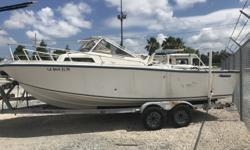 1994 Mako 213 Walk Around, 1994 Mako 213 Walk AroundLocation: Marrero, LA, US Contact Logan 1994 Mako 213 that needs power.Tandem axle trailerDisclaimer The Company offers the details of this vessel in good faith but cannot guarantee or warrant the