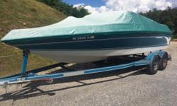 1994 MARADA 21' Mercruiser 205HP V8 1994 Tennessee Trailer Bimini Top, Cover, New Control, Cables and Impeller in 2017. Recently serviced and ready to go $5,595.00 Nominal Length: 21' Length Overall: 21' Beam: 8 ft. 0 in. Stock number: ubcl