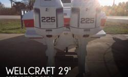 Actual Location: Fort Myers, FL - Stock #099301 - One of the Most Beautiful Wellcraft Hulls Ever! Excellent Condition.This 1994 Wellcraft Scarab Sport appears to be in super great condition. It looks remarkably well-maintained by its first and only owner.