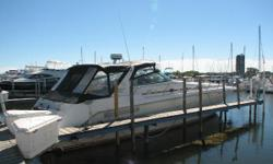 1994 SEA RAY 500 SUNDANCER -- PLEASE SEE FULL SPECS FOR COMPLETE LISTING DETAILS.  LOW INTEREST EXTENDED TERM FINANCING AVAILABLE -- CALL OR EMAIL OUR SALES OFFICE FOR DETAILS. Freshwater / Great Lakes boat since new this vessel features Twin Detroit