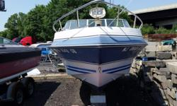 **** JUST REDUCED $200.00 ON 09/16/18,/ BUY NOW FOR $1,600.00 ****, 1994, SEA SPRITE, 225, Fiberglass, Cabin Boat, White And Blue, 9 People Capacity, Hull #: SSBH2166D494, CLEAN TITLE, I/O Mercruiser, 5.0 L, 180 HP, SN: OF333956, Mercury Shifter, Gauges,