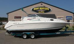 1995 Rinker 265 Fiesta Vee with Mercury Engine and Trailer. Obviously maintained with pride. - 1995 Rinker 265 Fiesta Vee with Mercury Engine and Trailer Category: Powerboats Water Capacity: 0 gal Type:  Holding Tank Details:  Manufacturer: Rinker Holding