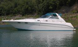 1995 Sea Ray 330 Sundancer 1995 SEA RAY 330 Sundancer, 1995, Always fresh water and under cover. Full canvas,with spare set of factory tops. Gelcoat excellent. 700hrs TT, 4KW Westerbeke genset, AC, 1600W stereo system with IPOD input, 2