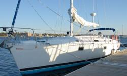 The Oceanis 400 is an extremely roomy and fast cruising boat. This model has the 3 cabin lay out with 2 heads. The boat features many upgrade and is in excellent condition. The Oceanis 400 is an extremely roomy and fast cruising boat. This model has the 3