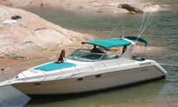 $50,000 is a FIRM price for this vessel! TRADES WILL BE CONSIDERED. Twin 7.4L EFI/MP inboards, closed cooling, aprx 450 hours No trailer Quicksilver 7.5kw generator, aprx 1021 hours Halon Battery charger Shore power Bottom paint Garmin 530 GPS MAP