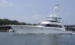 AccommodationsThis 72 Donzi is a magnificent looking boat. The long stretched nose and beautiful Pipewelders tower gives it a look that it is truly a real sea boat! The three stateroom three head layout allows a spacious salon and three good size
