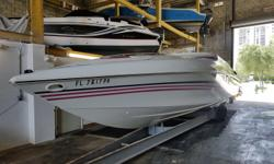 1995 BAJA 38 SPECIAL -Class: Power -Category: High Performance -Year: 1995 -Make: BAJA -MODEL: 38 Special -LENGTH: 38ft -ENGINE HOURS: 550 -BEAM: 9ft 3inch -ENGINE MODEL: 2x Mercruiser 525 Supercharged/ Bravo -HORSEPOWER: 2x 490 -PROPULSION: