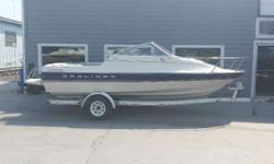 Clean low hour 1952 Cuddy by Bayliner Engine(s): Fuel Type: Gas Engine Type: Other Hours: 95 Stock number: 21442
