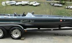 Here is an absolute classic of a bass boat for the angler looking for superior top-end performance Nominal Length: 21' Length Overall: 20' Beam: 9 ft. 0 in.