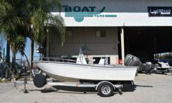 1995 Cape Horn 17 CC one owner Mariner 115 two stroke motor Single axle trailer Cape Horns are known as rock solid no matter the age. With a HP capacity of 140 this tank can handle itself well for its size. Stock number: 7970
