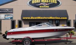 SALE PENDING 1995 Four Winns 170 FREEDOM FREE ON WATER INSTRUCTION WITH ANY BOAT!! -SWIM PLATFORM -REAR BOARDING LADDER -BOW FILLER SEAT -STAINLESS STEEL FRONT RADIUS GRAB RAILS -SKI LOCKER -BIMINI TOP -DETACHABLE TRAILER TONGUE -FULL MOORING COVER Hull