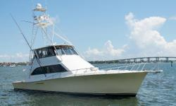 THE 66' OCEAN WAS THE FLAGSHIP OF THE OCEAN LINE, KNOWN FOR ITS SPEED AND GREAT HANDLING, OFFERING THE ACCOMMODATIONS OF A TRUE LUXURY YACHT. OCEAN OASIS HAS HAD BOTH MOTORS REMOVED FROM THE BOAT IN 09 AND COMPLETELY REBUILT, AT THAT TIME ALL