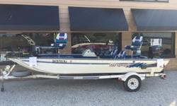 SOLD 1995 SEA NYMPH TX 175 2 Live Bait Tanks Ready to fill!!! Nice Aluminum Fish Boat all ready for a serious ANGLER!! Get out on the water with this well kept Sea Nymph Boat, fall fishing is simply great!!. Beam: 6 ft. 1 in. Stock number: MILTON-2