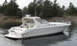 1995 40' Sea Ray Express Cruiser - Fresh Water Vessel in Excellent ConditionComplete Interior Refit to Match Newer Model Sea Ray Interior - $50,000 Upgrade ****Owner Moving Up, Call with an Offer or to Arrange a Showing Today****Key Features;Sea Ray